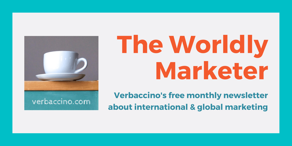 Verbaccino - The Worldly Marketer