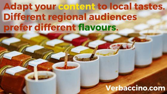 Blog - Local Tastes