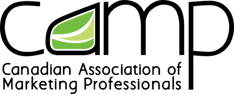 Canadian Association of Marketing Professionals (CAMP) Logo