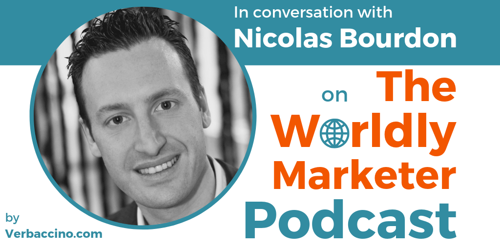 TWM 148: How EVS Became the Global Leader in Live Video Production Technology w/ Nicolas Bourdon • Verbaccino
