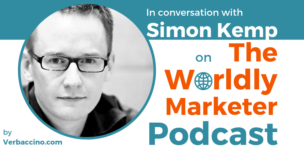 TWM 153: Understanding the Incredible Rise of Esports and Other Global Trends w/ Simon Kemp • Verbaccino